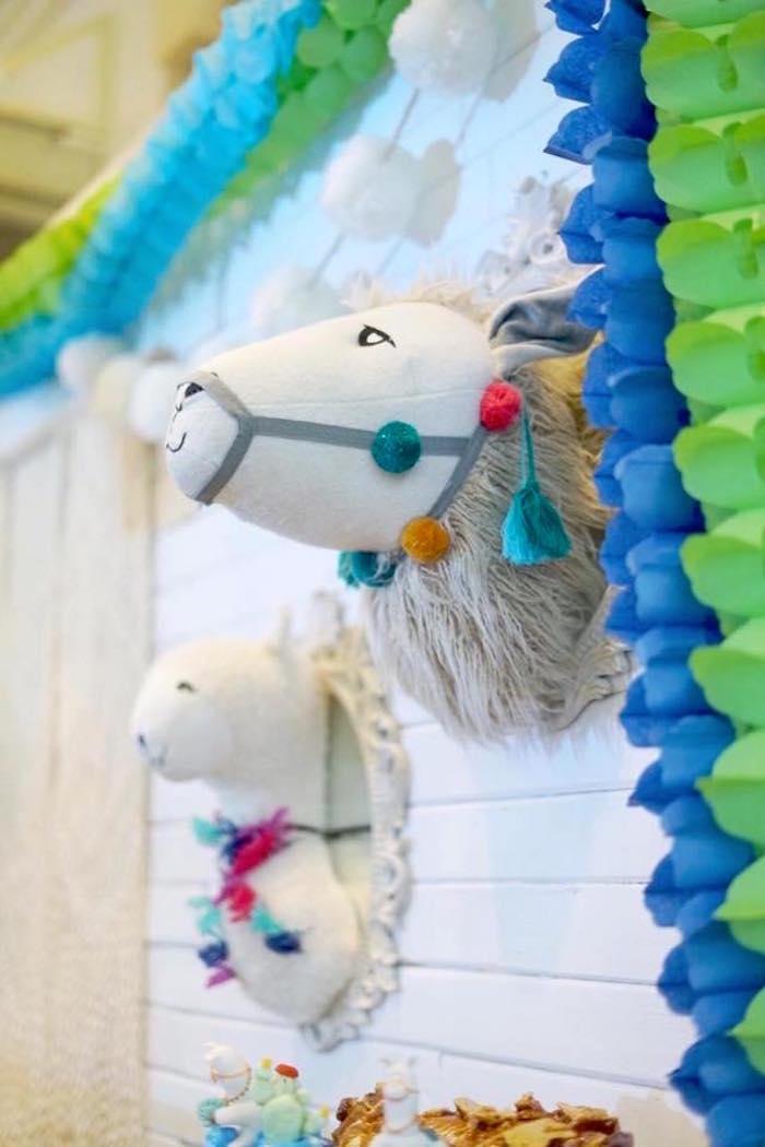 Kara S Party Ideas Peruvian Llama Birthday Party Kara S