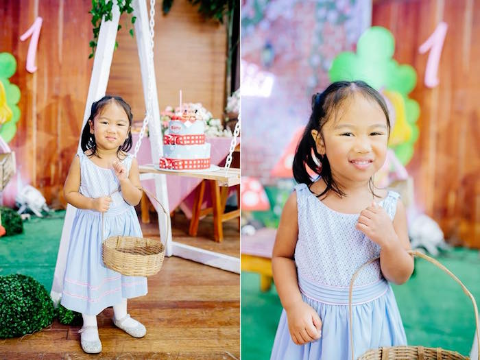 Picnic Birthday Party on Kara's Party Ideas | KarasPartyIdeas.com (18)