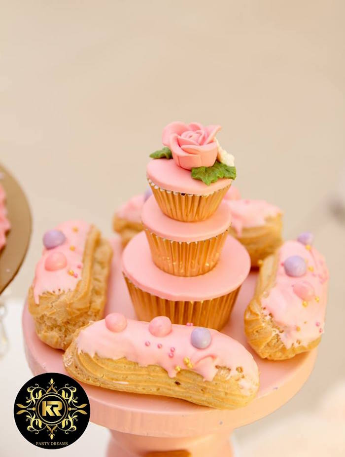 Teddy Bear Princess Party on Kara's Party Ideas | KarasPartyIdeas.com (7)