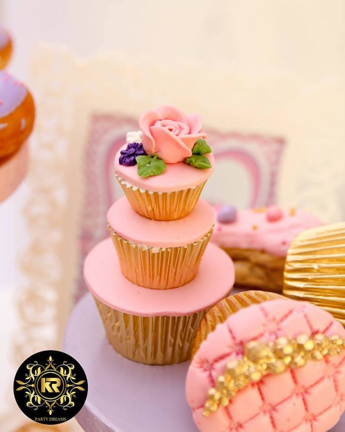 Teddy Bear Princess Party on Kara's Party Ideas | KarasPartyIdeas.com (26)