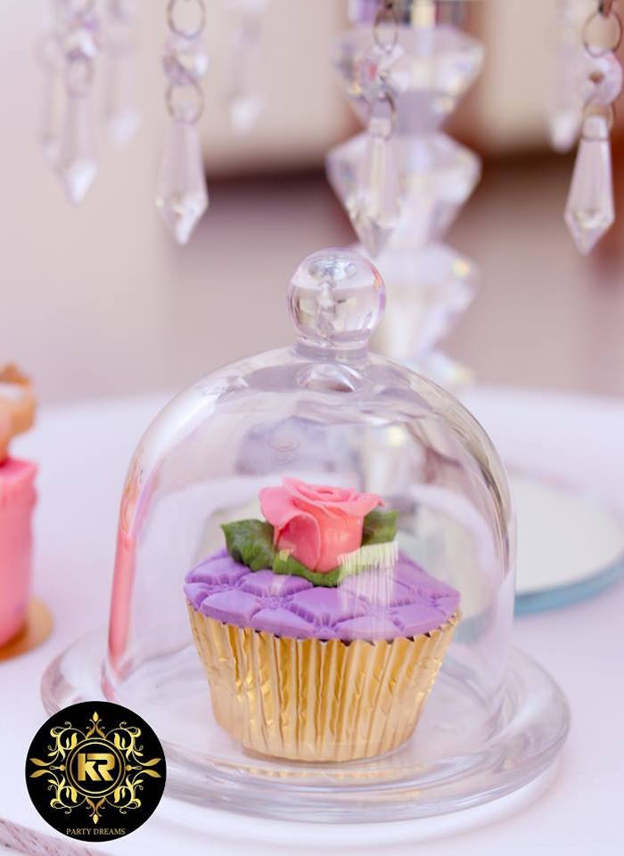 Teddy Bear Princess Party on Kara's Party Ideas | KarasPartyIdeas.com (21)