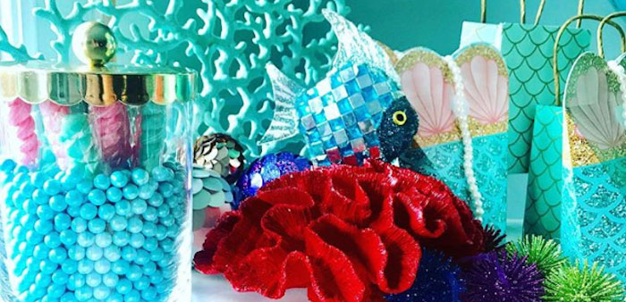 Under the Sea Birthday Party on Kara's Party Ideas | KarasPartyIdeas.com (2)