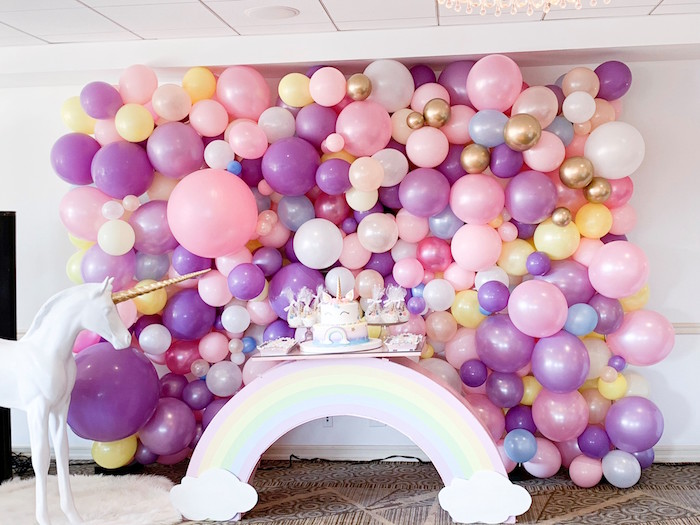 Unicorn Baby Shower on Kara's Party Ideas | KarasPartyIdeas.com (9)