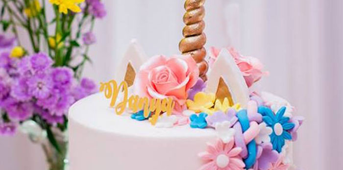 Unicorn Birthday Party on Kara's Party Ideas | KarasPartyIdeas.com (2)