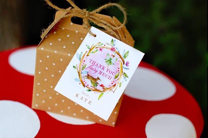 Woodland Fairy Party on Kara's Party Ideas | KarasPartyIdeas.com (17)