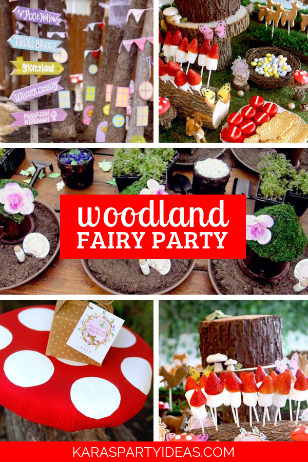 Woodland Fairy Party via Kara's Party Ideas - KarasPartyIdeas.com.png