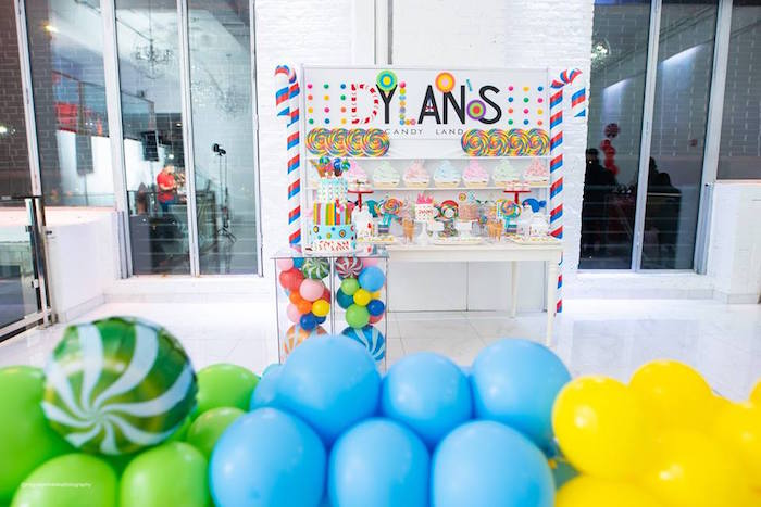 Dylan's Candy Bar Inspired Birthday Party on Kara's Party Ideas | KarasPartyIdeas.com (29)