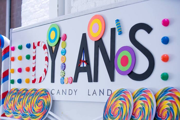 Dylan's Candy Bar Inspired Birthday Party on Kara's Party Ideas | KarasPartyIdeas.com (23)