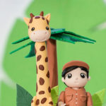 Jungle Safari Birthday Party on Kara's Party Ideas | KarasPartyIdeas.com (3)