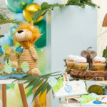 Modern Jungle Birthday Party on Kara's Party Ideas | KarasPartyIdeas.com (6)