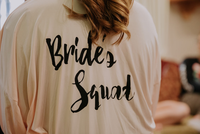 Bride Squad from a Timeless & Elegant Mountain Wedding on Kara's Party Ideas | KarasPartyIdeas.com (17)