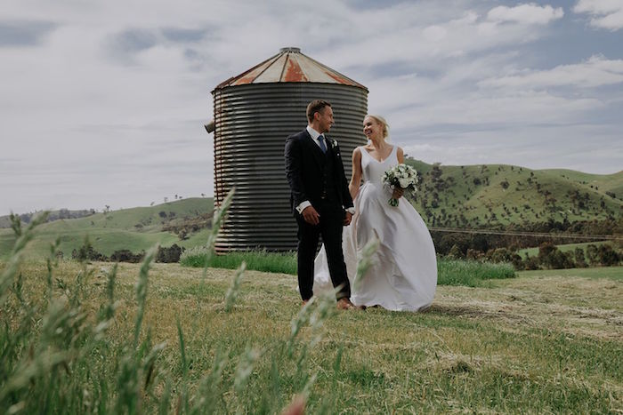 Silo in the Mountains from a Timeless & Elegant Mountain Wedding on Kara's Party Ideas | KarasPartyIdeas.com (6)