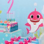 Baby Shark Birthday Party on Kara's Party Ideas | KarasPartyIdeas.com (1)