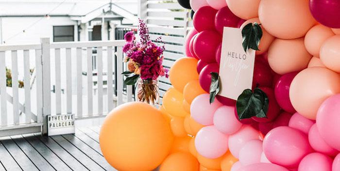 Backyard Summer Fling on Kara's Party Ideas | KarasPartyIdeas.com (1)