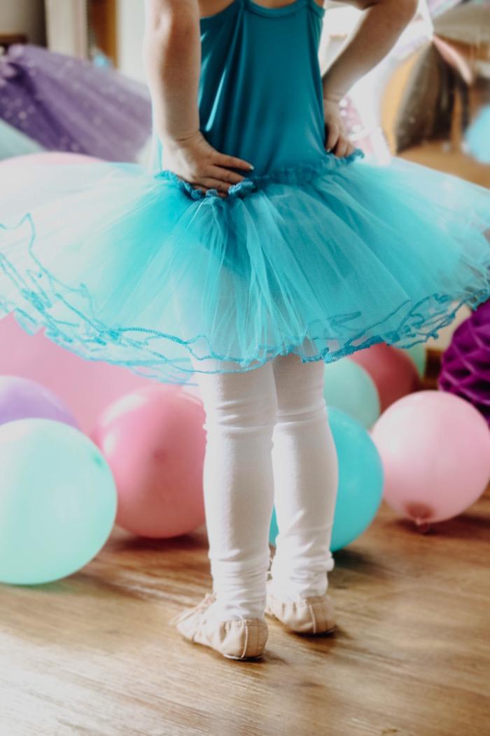 Little Ballerina from a Ballerina Birthday Party on Kara's Party Ideas | KarasPartyIdeas.com (3)