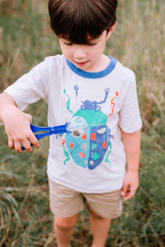 Bug Catching from a Birthday Bug Bash on Kara's Party Ideas | KarasPartyIdeas.com (18)