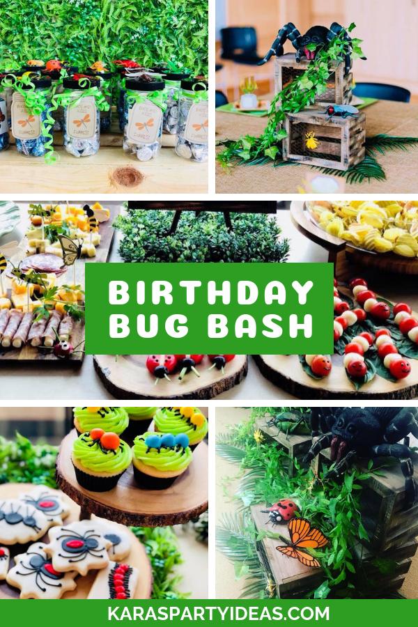 Birthday Bug Bash via Kara's Party Ideas - KarasPartyIdeas.com.png