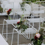 Chic Modern Rooftop Wedding on Kara's Party Ideas | KarasPartyIdeas.com (1)