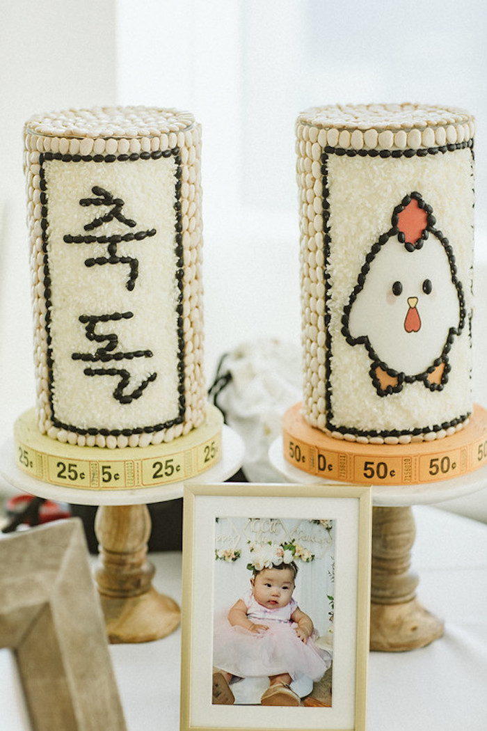 Doljabi Towers stacked on Ticket Rolls from a Classic Circus Party on Kara's Party Ideas | KarasPartyIdeas.com (37)