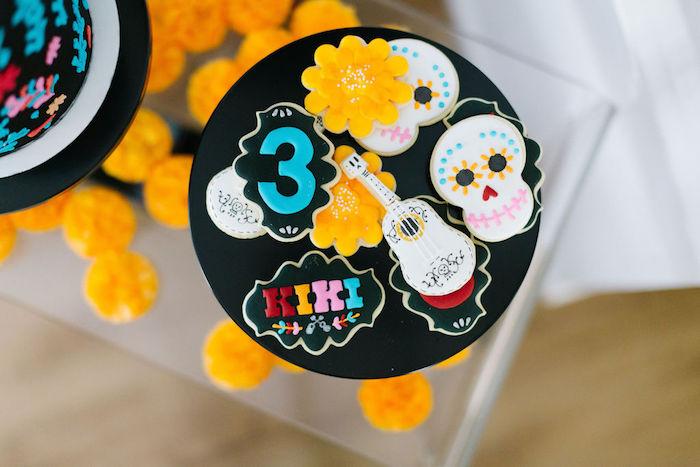 Coco Inspired Birthday Party on Kara's Party Ideas | KarasPartyIdeas.com (21)