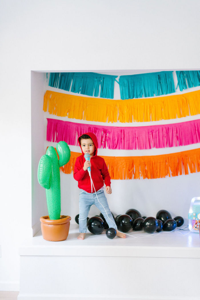 Coco Inspired Birthday Party on Kara's Party Ideas | KarasPartyIdeas.com (16)