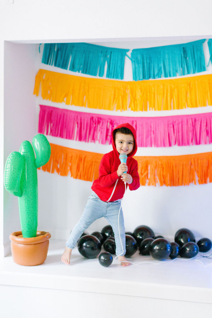 Coco Inspired Birthday Party on Kara's Party Ideas | KarasPartyIdeas.com (15)