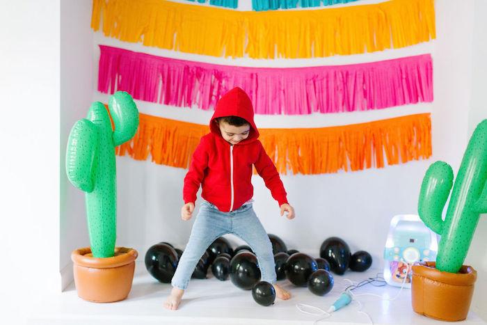 Coco Inspired Birthday Party on Kara's Party Ideas | KarasPartyIdeas.com (12)