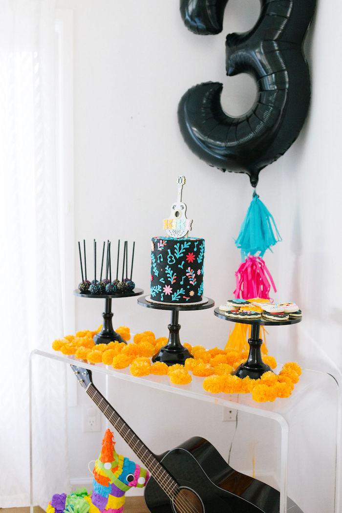 Coco Inspired Birthday Party on Kara's Party Ideas | KarasPartyIdeas.com (7)