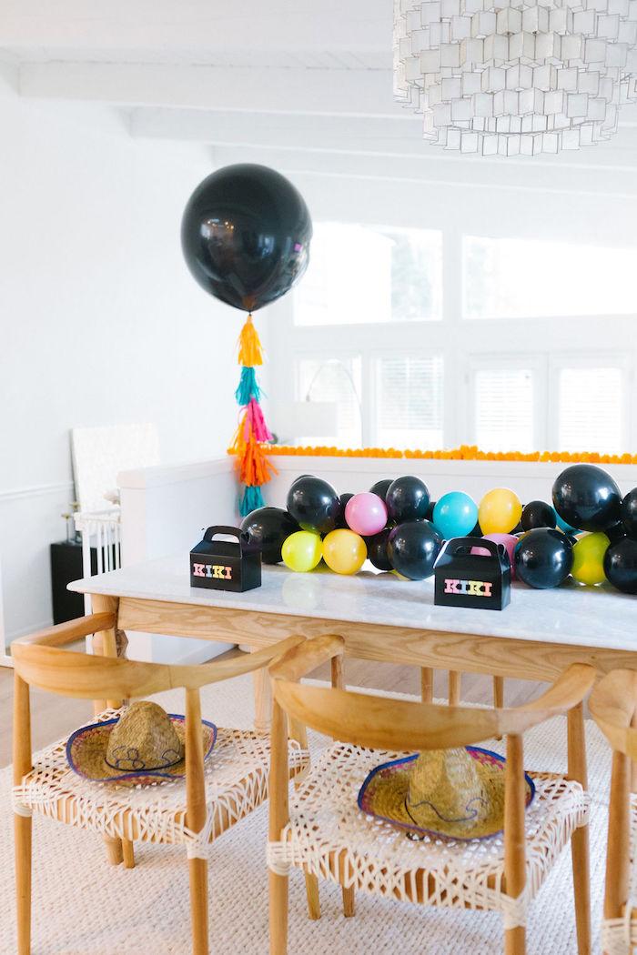 Coco Inspired Birthday Party on Kara's Party Ideas | KarasPartyIdeas.com (6)