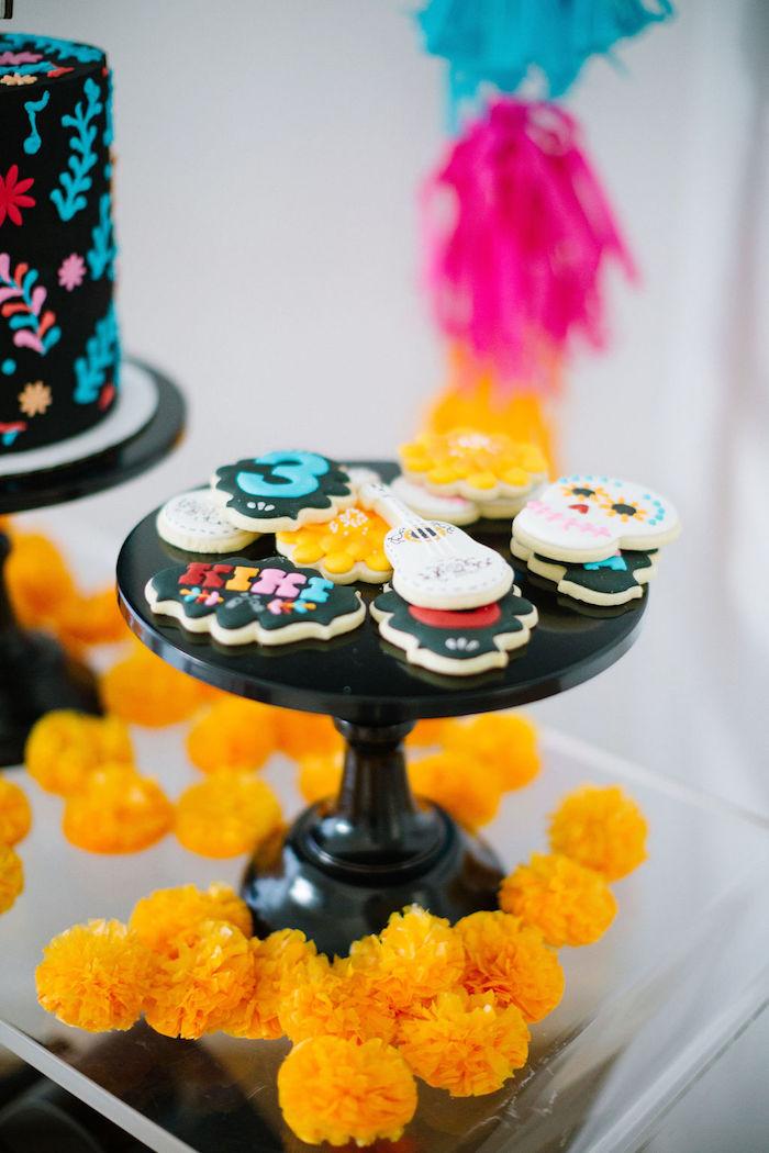 Coco Inspired Birthday Party on Kara's Party Ideas | KarasPartyIdeas.com (27)