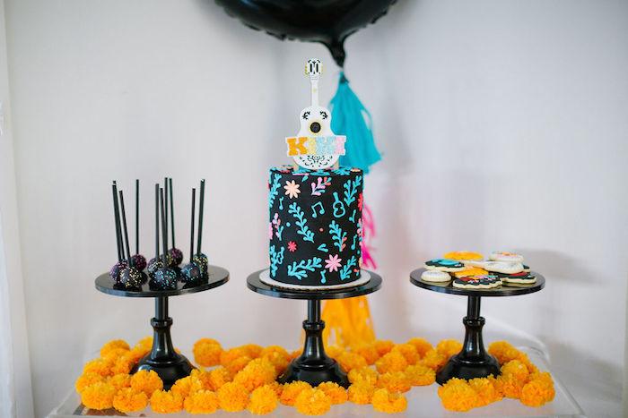 Coco Inspired Birthday Party on Kara's Party Ideas | KarasPartyIdeas.com (25)