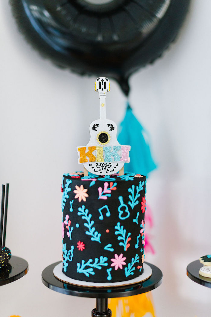 Kara S Party Ideas Coco Inspired Birthday Party Kara S
