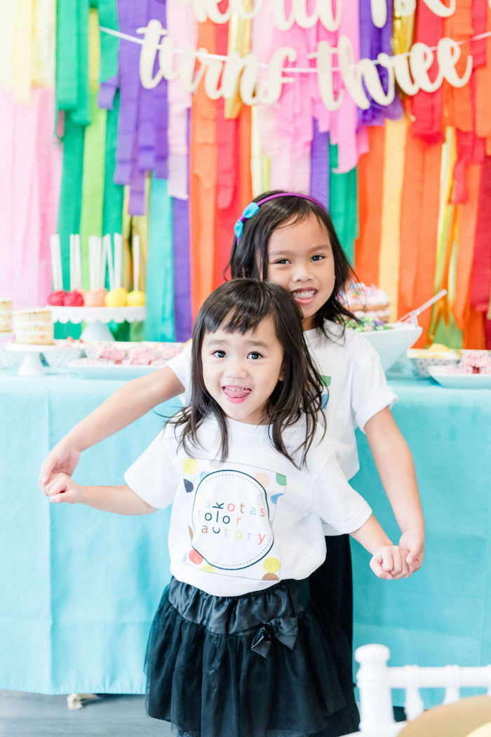 Color Factory Rainbow on Kara's Party Ideas | KarasPartyIdeas.com (11)