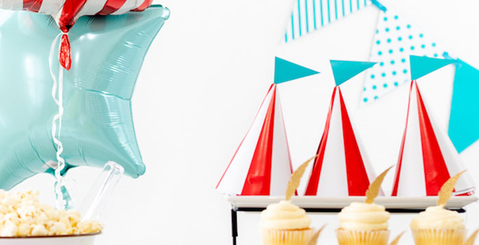 DIY Dumbo-inspired Circus Party on Kara's Party Ideas | KarasPartyIdeas.com (1)
