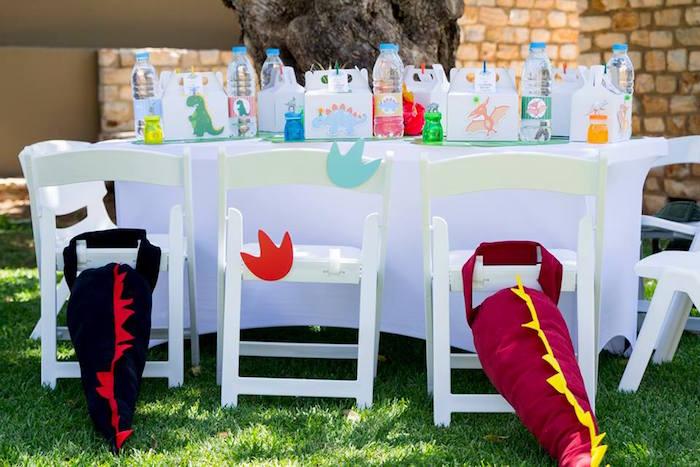 Dinosaur Birthday Party on Kara's Party Ideas | KarasPartyIdeas.com (23)