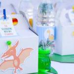 Dinosaur Birthday Party on Kara's Party Ideas | KarasPartyIdeas.com (4)