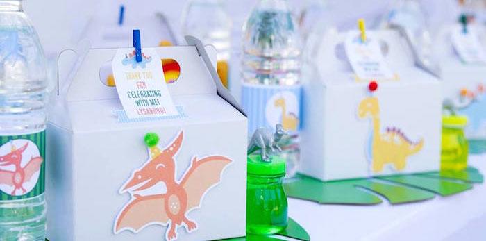 Dinosaur Birthday Party On Karas Ideas