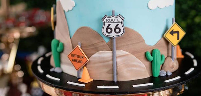Disney Pixar Cars Birthday Party on Kara's Party Ideas | KarasPartyIdeas.com (1)