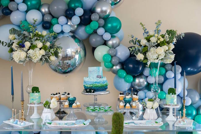 Elephant Baby Shower on Kara's Party Ideas | KarasPartyIdeas.com (18)