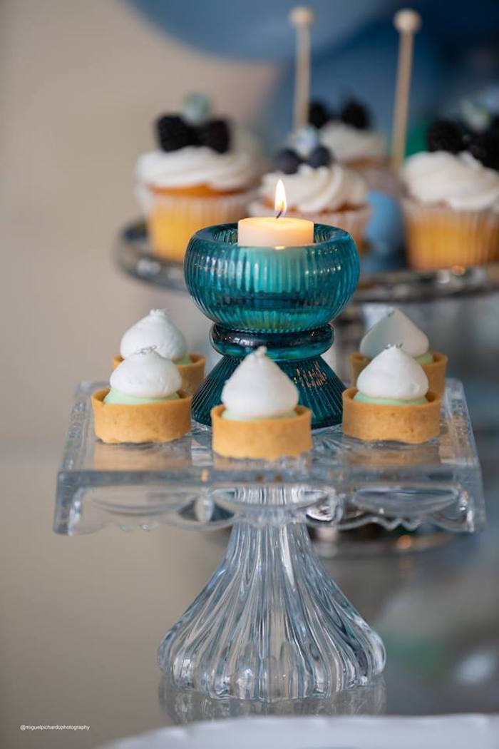 Dessert Tarts from an Elephant Baby Shower on Kara's Party Ideas | KarasPartyIdeas.com (25)