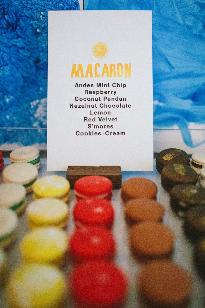 Macarons from an Eric Carle Reading Inspired Birthday Party on Kara's Party Ideas | KarasPartyIdeas.com (13)
