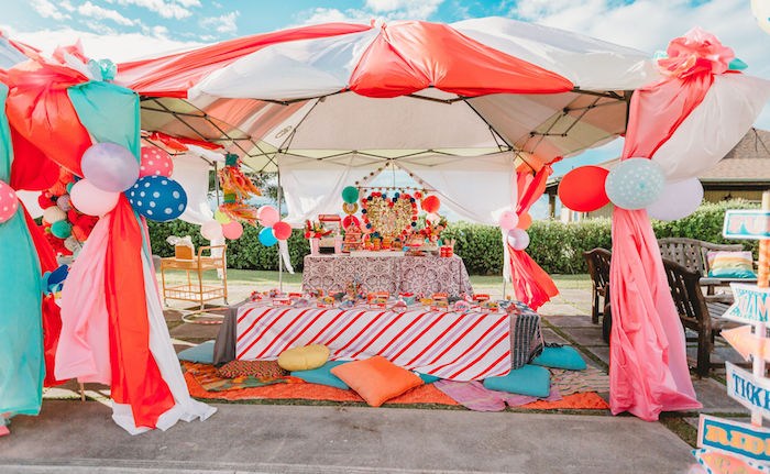 Greatest Showman Inspired Circus Party on Kara's Party Ideas | KarasPartyIdeas.com (15)