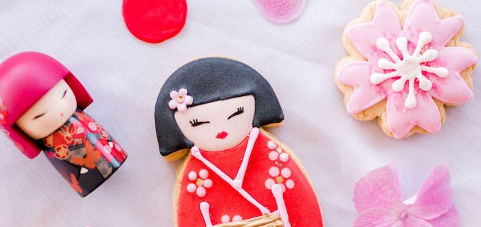 Japanese Themed Birthday Party on Kara's Party Ideas | KarasPartyIdeas.com (6)