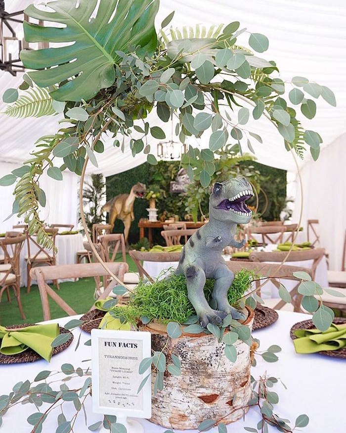 Kara's Party Ideas Jurassic Park Dinosaur Birthday Party