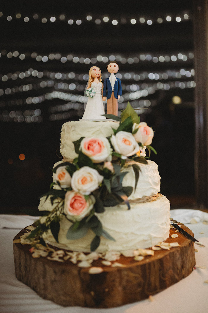 Modern Country Wedding on Kara's Party Ideas | KarasPartyIdeas.com (14)