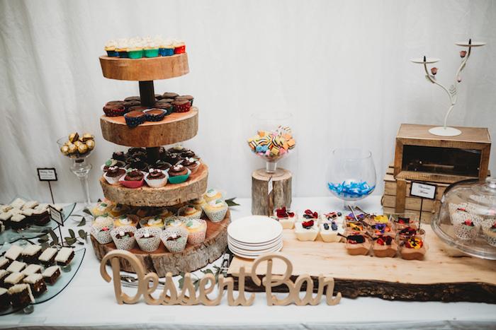 Modern Country Wedding on Kara's Party Ideas | KarasPartyIdeas.com (13)