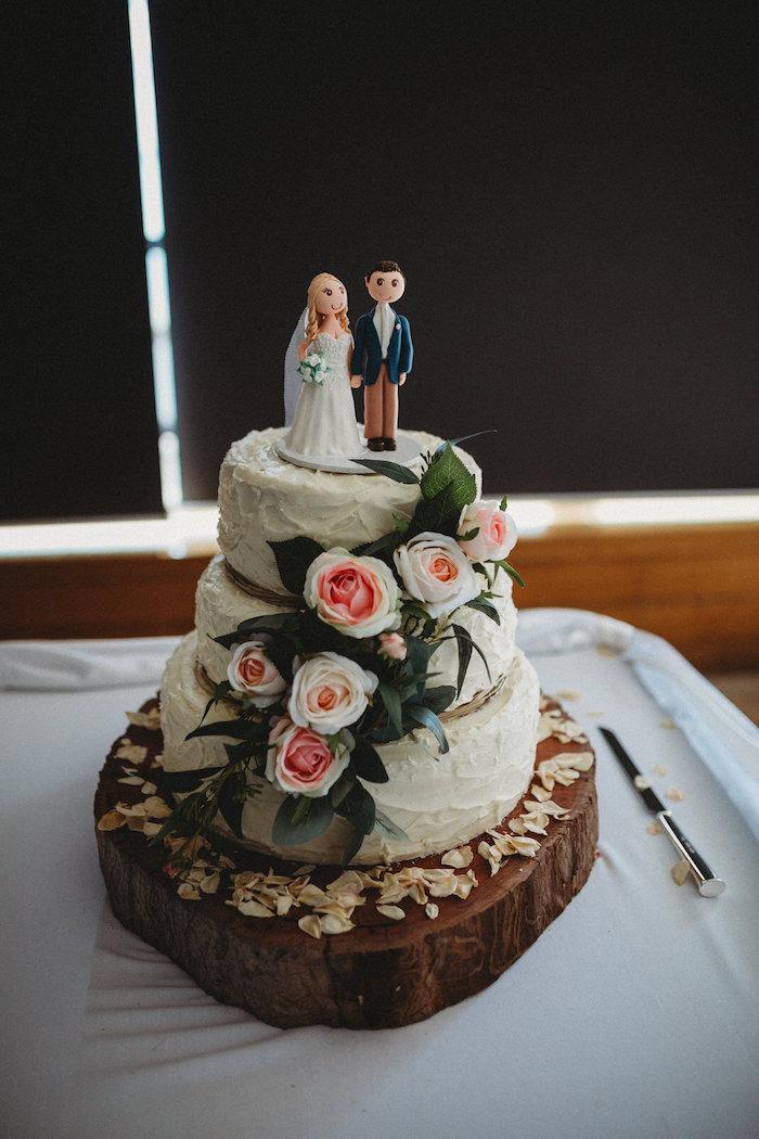 Modern Country Wedding on Kara's Party Ideas | KarasPartyIdeas.com (30)