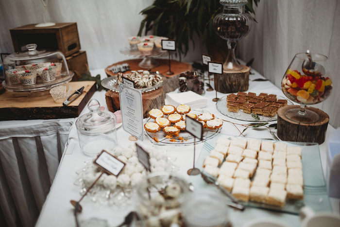 Modern Country Wedding on Kara's Party Ideas | KarasPartyIdeas.com (11)