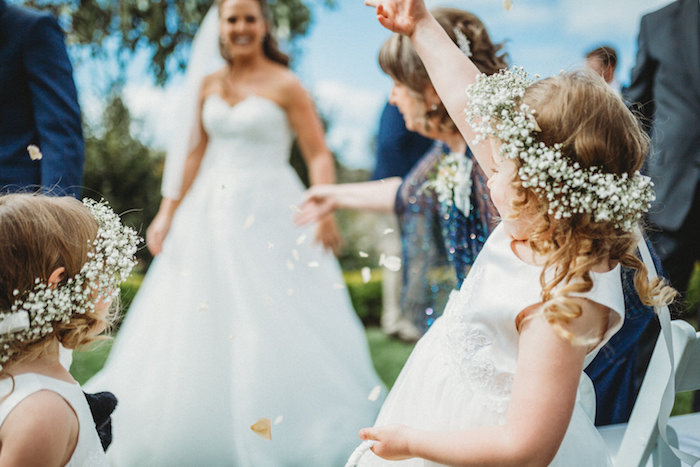Modern Country Wedding on Kara's Party Ideas | KarasPartyIdeas.com (7)