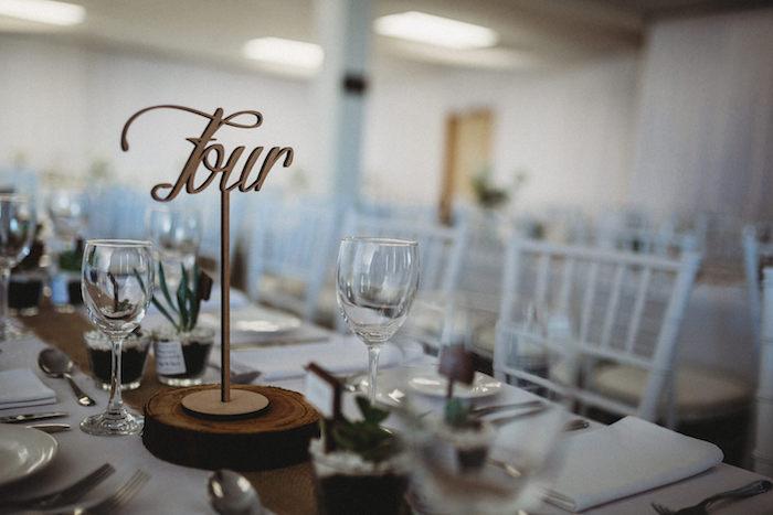 Modern Country Wedding on Kara's Party Ideas | KarasPartyIdeas.com (29)